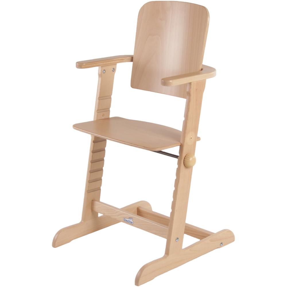 chaise haute b 233 b 233 family naturel de geuther en vente chez cdm