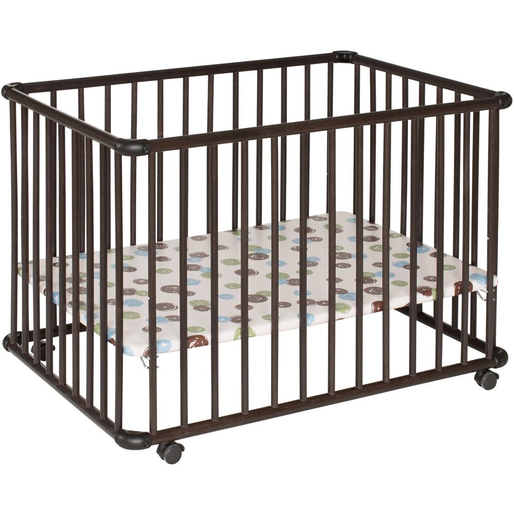 parc b b belami 73x102cm wenge pois de geuther en vente. Black Bedroom Furniture Sets. Home Design Ideas