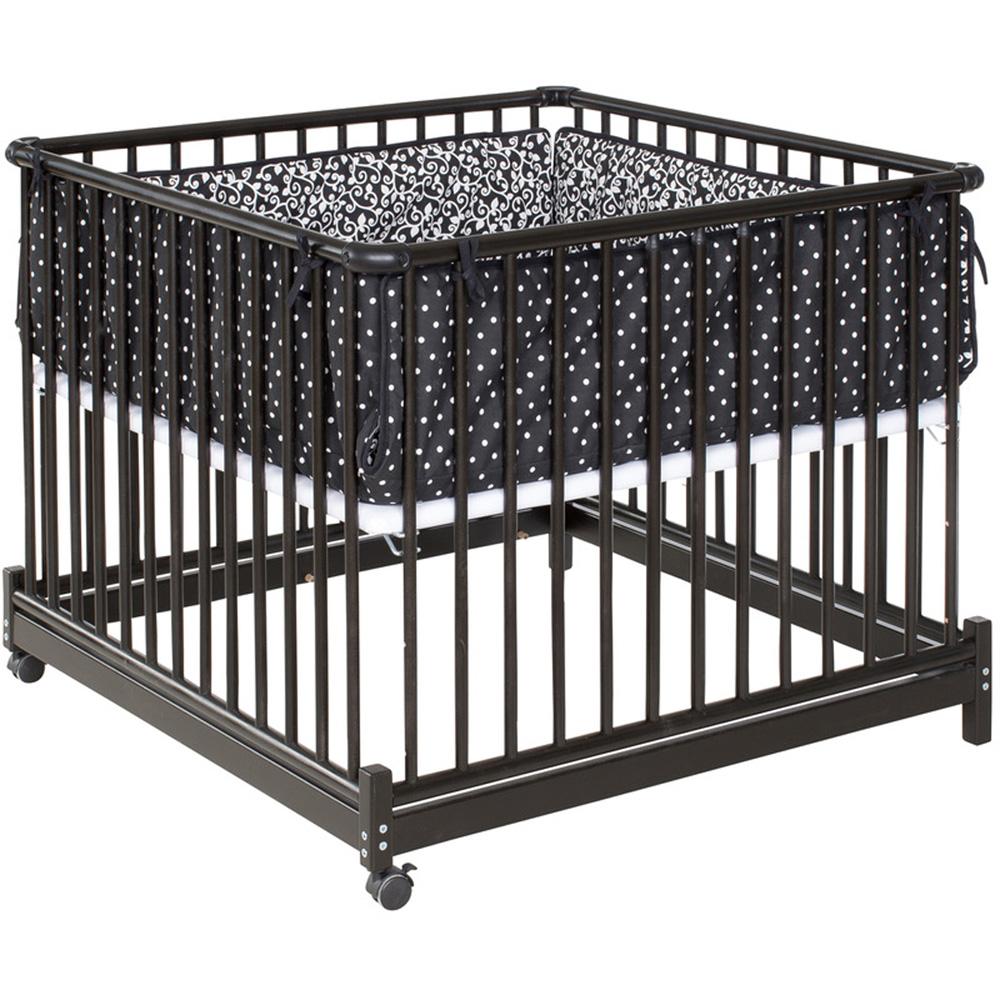 parc b b euro parc tapis de parc avec bords black line dition limit e de geuther sur allob b. Black Bedroom Furniture Sets. Home Design Ideas