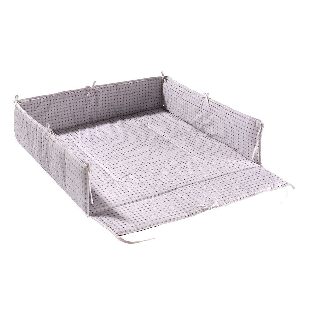 tour de parc carr avec fond singe 20 sur allob b. Black Bedroom Furniture Sets. Home Design Ideas
