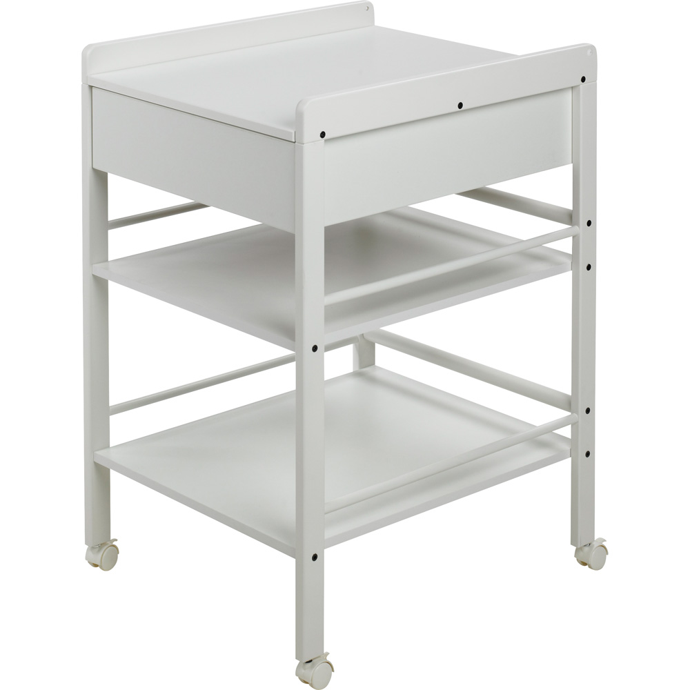 table langer lotta blanc de geuther chez naturab b. Black Bedroom Furniture Sets. Home Design Ideas