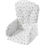 Coussin de chaise pvc pois