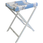 Table à langer trixi blanc zebre pas cher