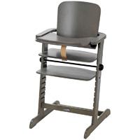 Chaise haute bébé family grise