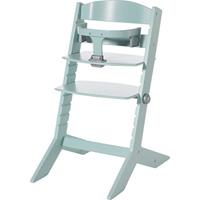 Chaise haute bébé syt menthe