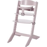 Chaise haute bébé syt rose