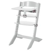 Chaise haute bébé syt avec plateau blanche