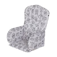 Coussin de chaise pvc monster