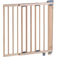 Barriere de sécurité pivotante naturelle 93.5-133 cm
