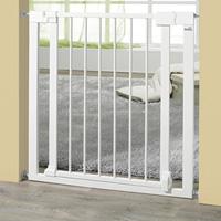 Barrière de sécurité vario safe 74,5 - 82,5cm blanc
