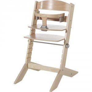 Chaise haute bébé syt naturelle