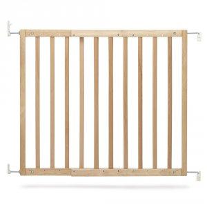 Barriere de sécurité soft close bois naturel