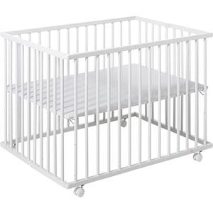Geuther Parc bébé pliant cecile 75x102cm blanc