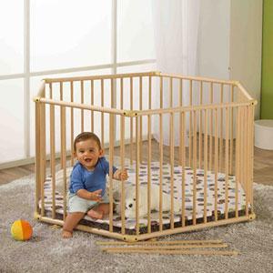 parc b b geuther chez naturab b. Black Bedroom Furniture Sets. Home Design Ideas