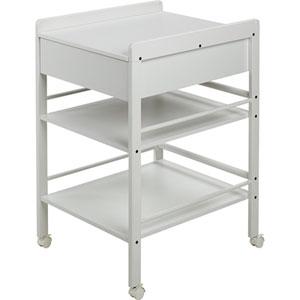 Table à langer lotta blanc