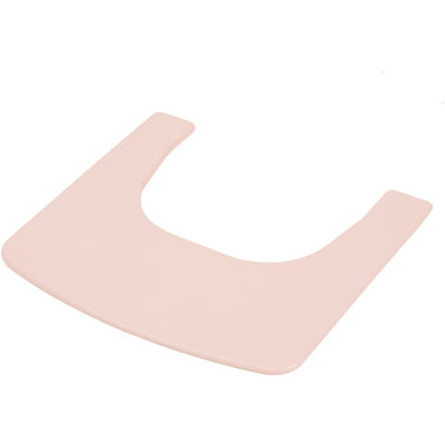 Plateau pour chaise haute syt rose Geuther