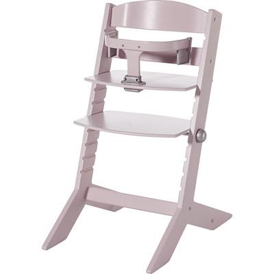 Chaise haute bébé syt rose Geuther