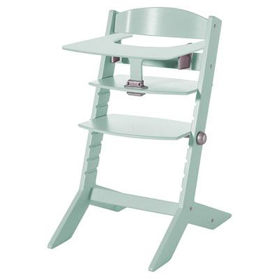 Chaise haute bébé syt avec plateau menthe Geuther