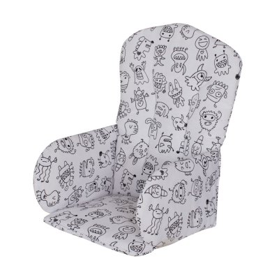 Coussin de chaise pvc monster Geuther