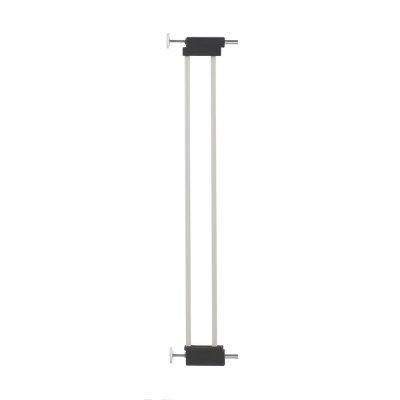 Extension 9 cm pour barrière easy lock light + métal blanc Geuther