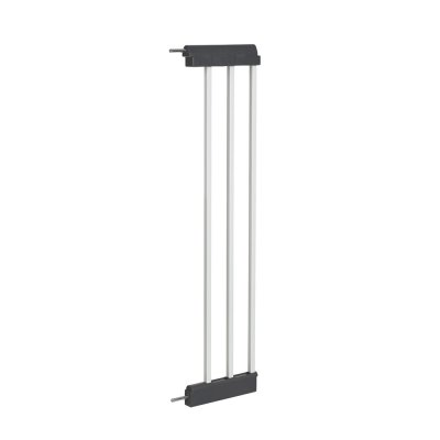 Extension 18 cm pour barrière easy lock light + métal blanc Geuther