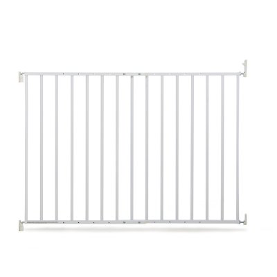 Barriere de securité soft close métal blanc Geuther