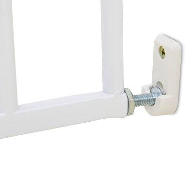 Barriere de securité soft close métal blanc Geuther
