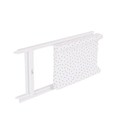 Table à langer trixi blanc pois Geuther