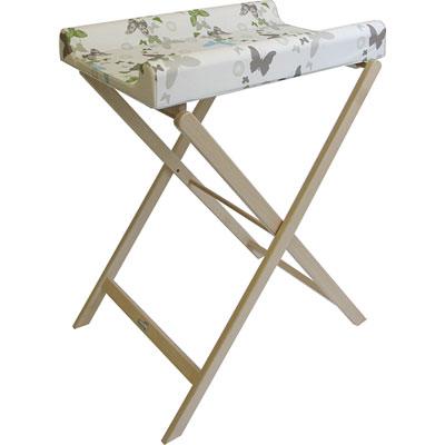 Table à langer trixi naturel papillon Geuther
