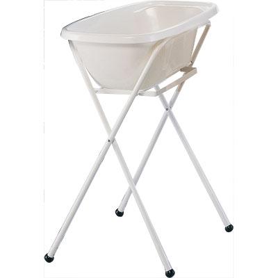 Support de baignoire bébé blanc Geuther