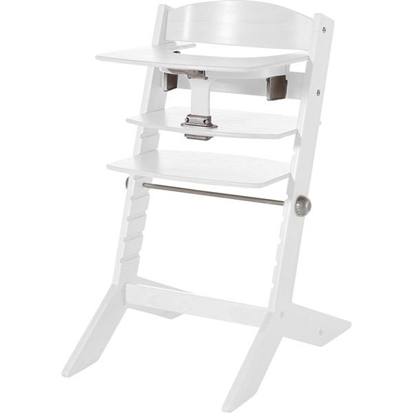 Plateau pour chaise haute syt blanc Geuther