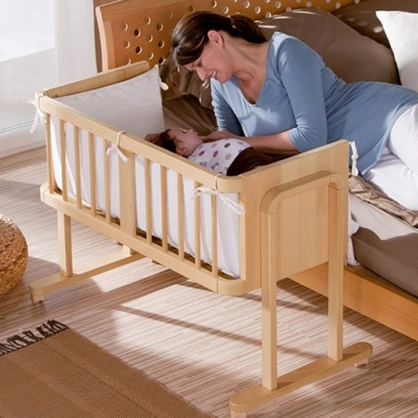 berceau aladin naturel 25 sur allob b. Black Bedroom Furniture Sets. Home Design Ideas