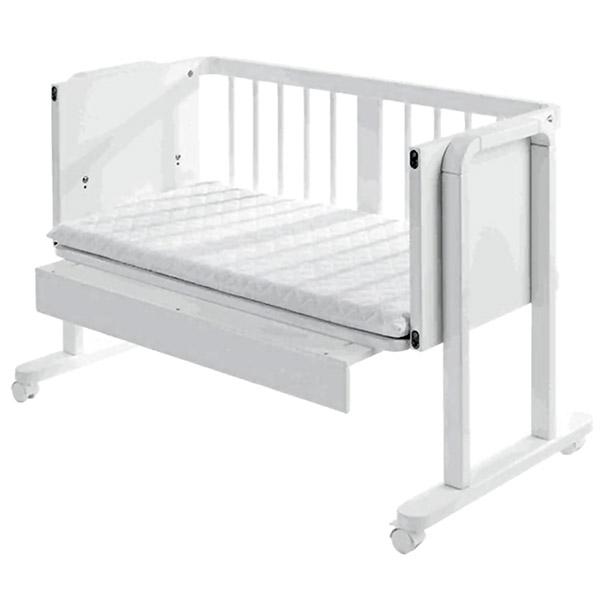 soldes berceau aladin blanc 30 sur allob b. Black Bedroom Furniture Sets. Home Design Ideas