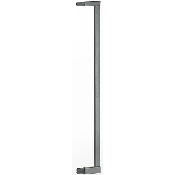 Extension de 8 cm pour barrière easylock argent Geuther