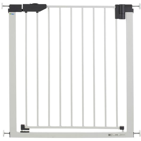 Barrière de sécurité easylock 74-83cm blanc Geuther
