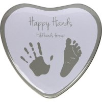 Happy hands box forme coeur