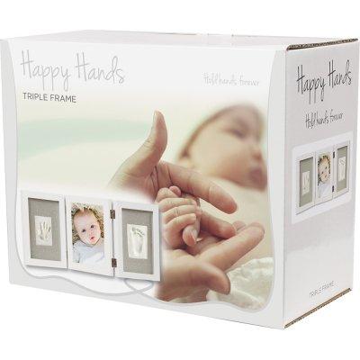 Cadre happy hands 3 volets Happy hands