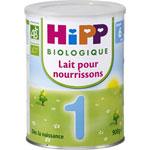 Hipp 1 lait pour nourissons 900 g dès 0-6 mois pas cher