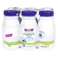 Lait de croissance combiotic 6 x 25 cl dès 10 mois