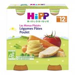 Légumes pâtes poulet 250g dès 12 mois pas cher