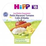 Petits macaroni tomates colin d'alaska 260 g dès 18 mois pas cher