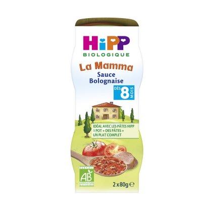 Ma première sauce bolognaise 2 x 80 g Hipp