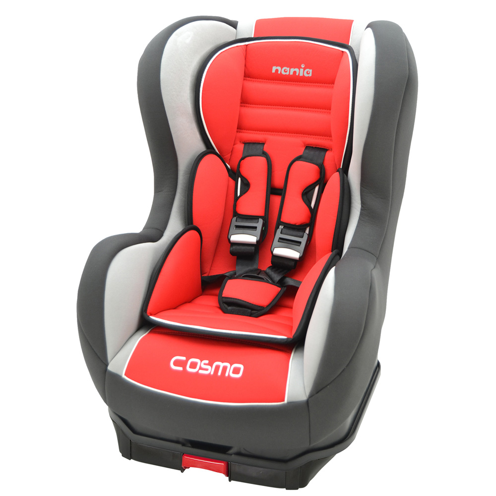 si ge auto cosmo sp isofix agora carmin groupe 1 de nania sur allob b. Black Bedroom Furniture Sets. Home Design Ideas