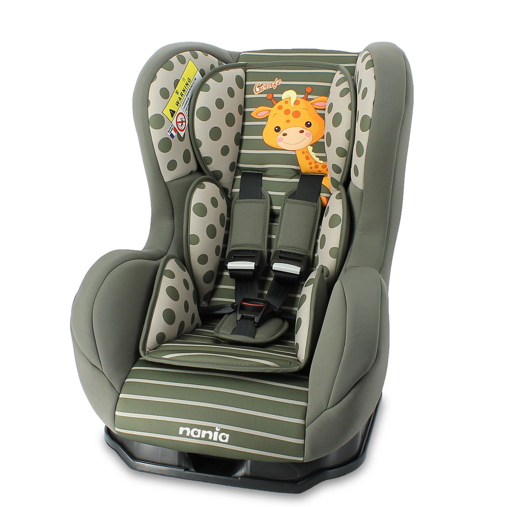 si ge auto cosmo sp girafe groupe 0 1 de nania sur allob b. Black Bedroom Furniture Sets. Home Design Ideas