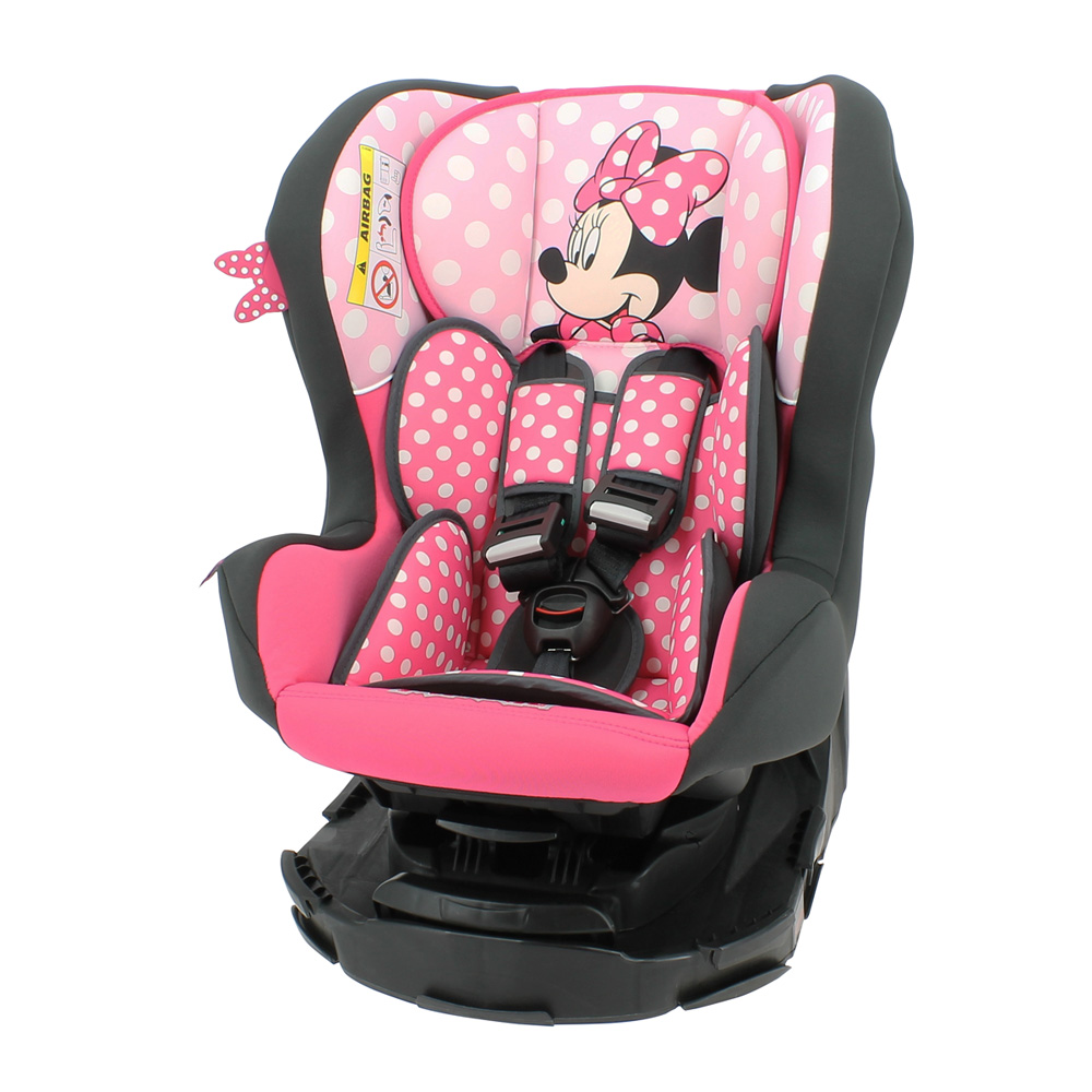 si ge auto revo disney luxe minnie mouse groupe 0 1 de nania sur allob b. Black Bedroom Furniture Sets. Home Design Ideas