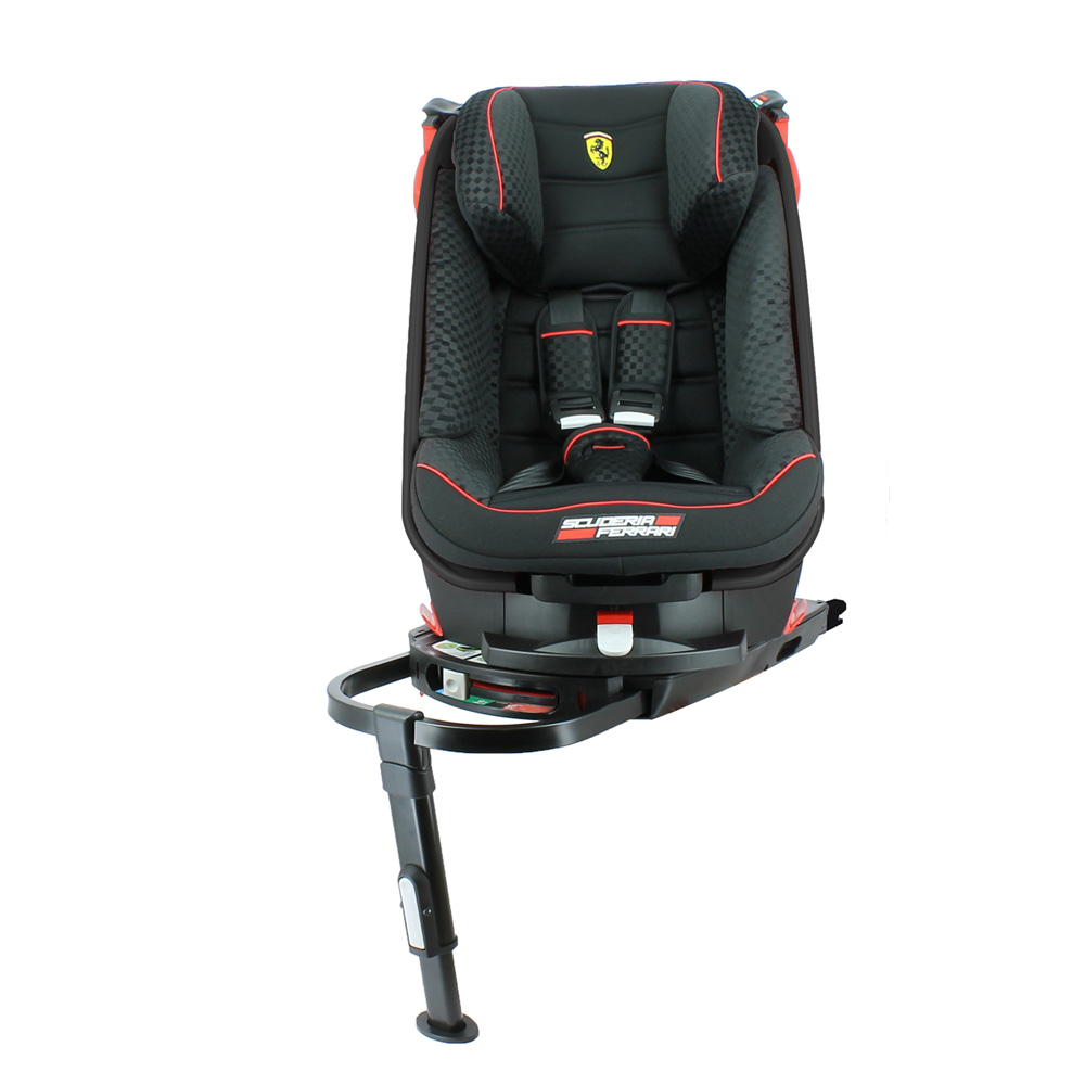 si ge auto saturn ferrari avec base isofix groupe 1 de nania sur allob b. Black Bedroom Furniture Sets. Home Design Ideas