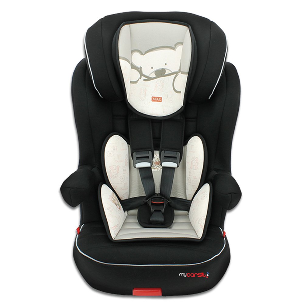 si ge auto i max sp isofix bear beige groupe 1 2 3 de nania sur allob b. Black Bedroom Furniture Sets. Home Design Ideas