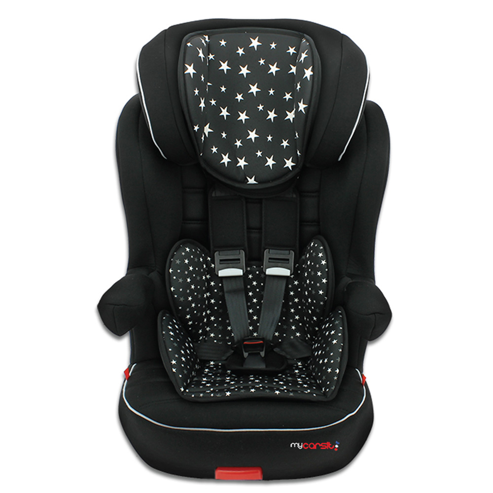 si ge auto i max sp isofix star noir groupe 1 2 3 de nania sur allob b. Black Bedroom Furniture Sets. Home Design Ideas