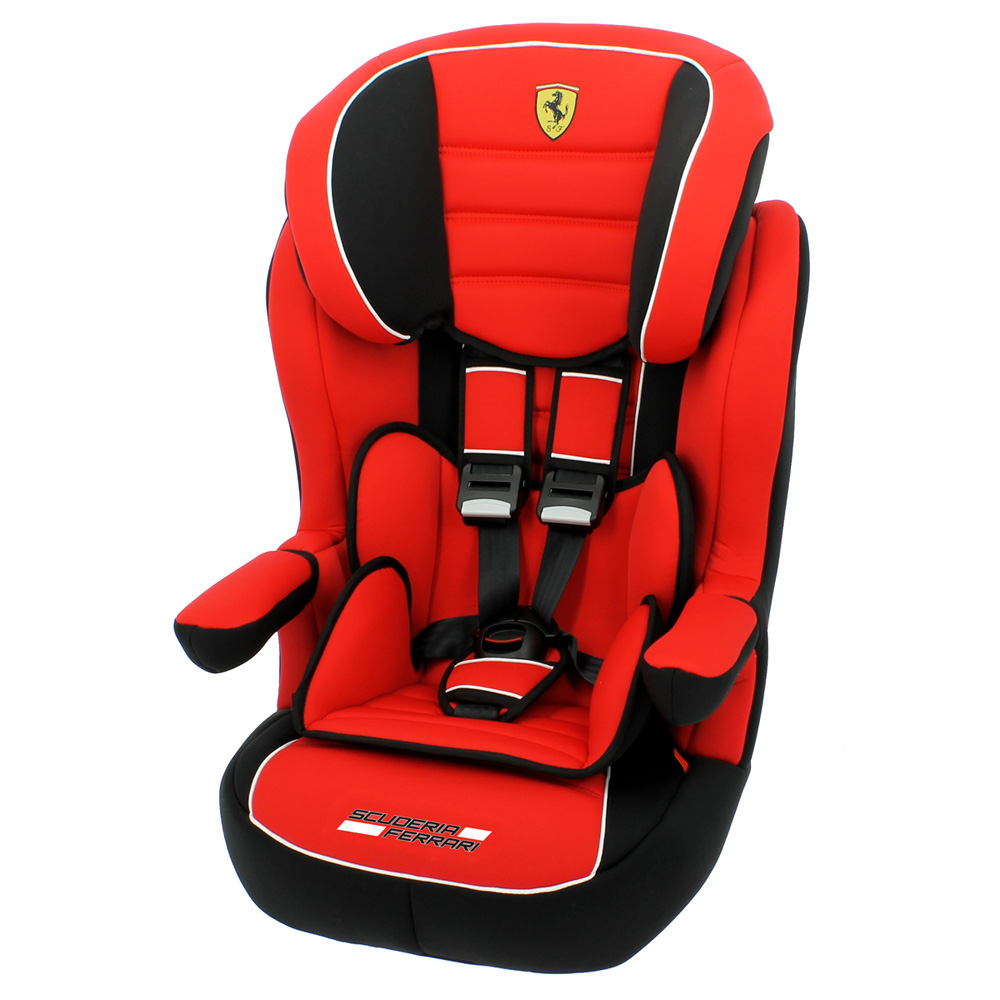 si ge auto i max sp ferrari rouge groupe 1 2 3 de nania sur allob b. Black Bedroom Furniture Sets. Home Design Ideas
