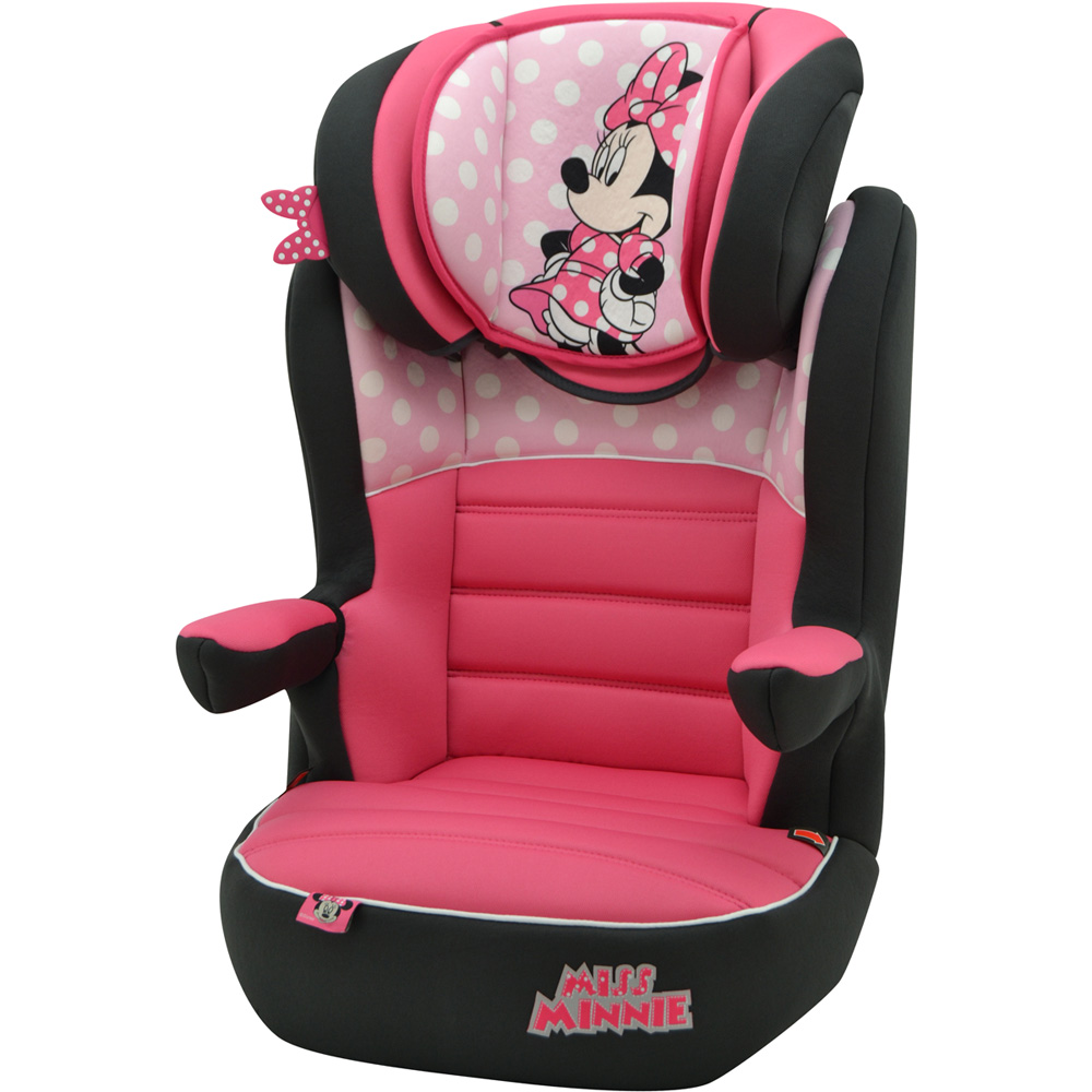 si ge auto rway disney luxe minnie mouse groupe 2 3 de nania sur allob b. Black Bedroom Furniture Sets. Home Design Ideas